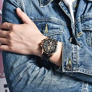 Reloj de los hombres