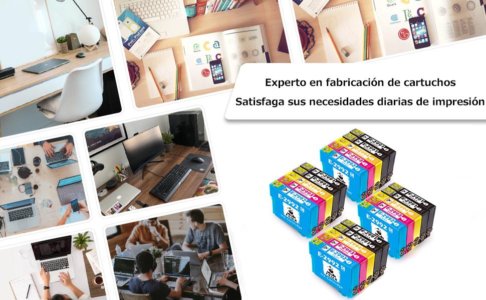tinta epson 29xl cartuchos epson 29xl epson 29xl multipack epson 29xl negro xp255 tinta xp235 xp 245