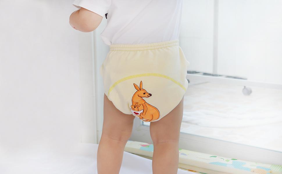 baby girls training underwear