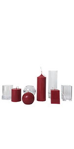candle molds candle making supplies candle making candle making molds pillar candle mold pillar