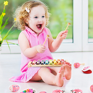 toddler musical instruments ages 1-3
