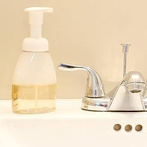 foaming soap dispensers