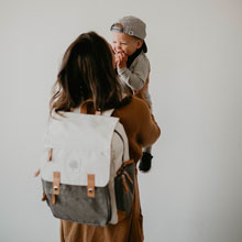 Packing the Birch Bach by Parker Baby Co.