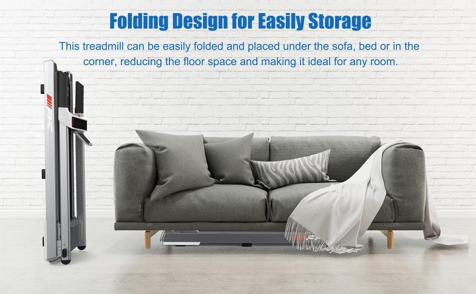 Folding amp; Spacesaver Design