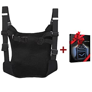 running bag backpack reflective vest gift women men kids xmas present gear