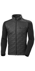 HH Mens Lifa Loft Hybrid Insulator Jacket
