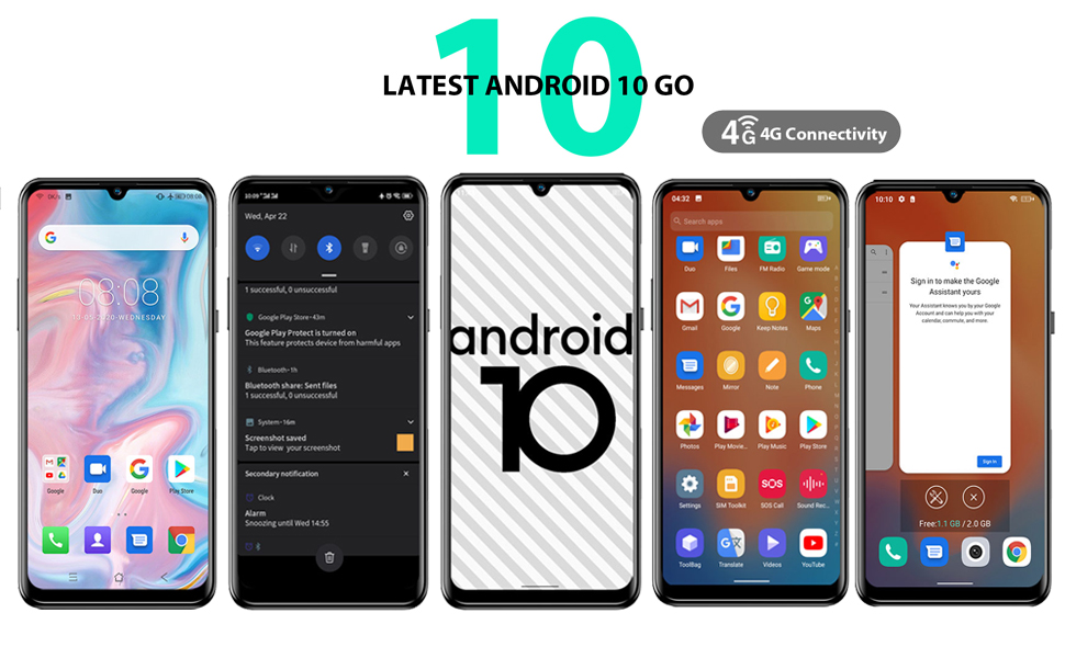 android 10 phone