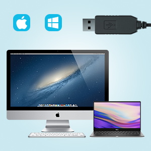 USB Headset with microphone for laptop, computer headphone with mic for skype, wired USB  headset