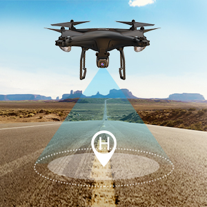 potensic gps drone d58