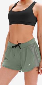 Pantalones cortos de yoga