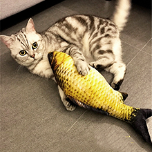 Flopping Fish Cat Toy 8