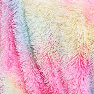 Manta, La única Manta para Sofás Mullida de 160 x 200 cm de Diseño Iridiscente en el Mercado en 2021, Manta para Cama de Microfibra de Piel Artificial ...