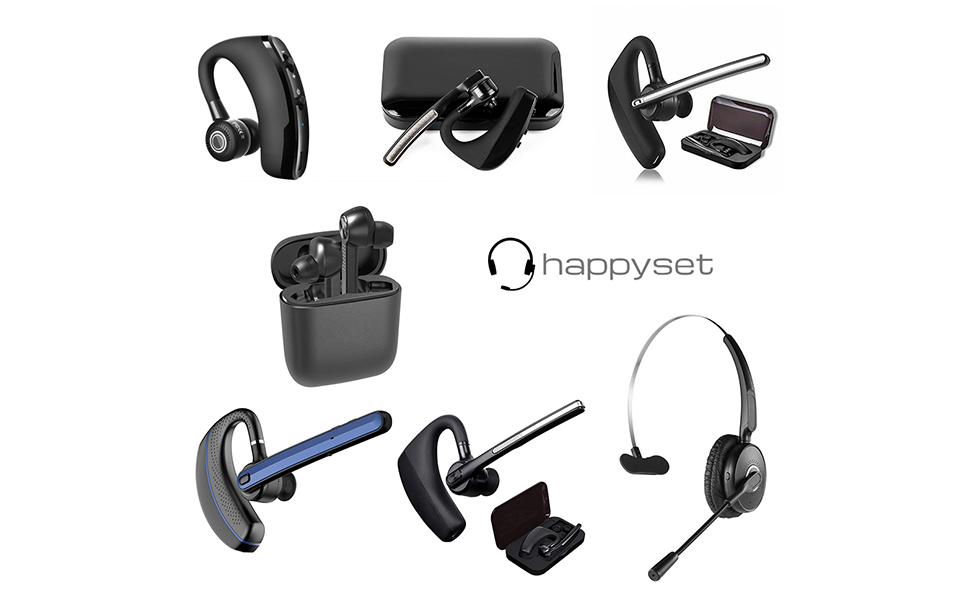 Headset Auswahl happyset