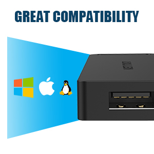GTEAT COMPATIBILITY