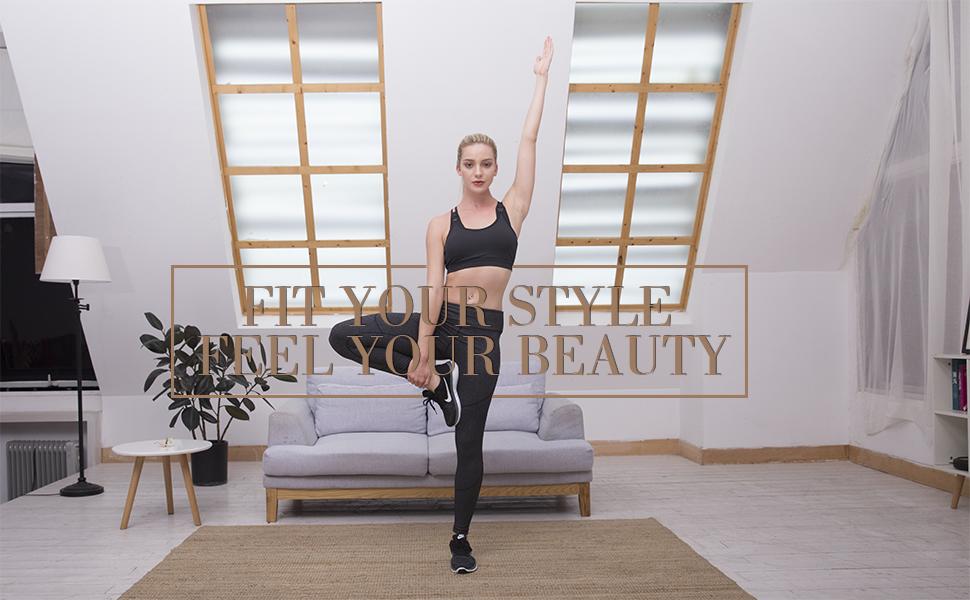 workout yoga capris
