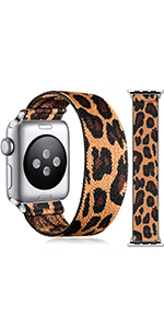 Muranne Compatible with Apple Watch Band SE 40mm 38mm 42mm 44mm for Women Girls