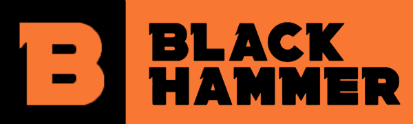 Black Hammer Workwear Safety Shoes boots