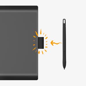 GAOMON  GAOMON 10 x 6,25 Pulgadas Tableta Gráfica Drawing Tablet 8192 Presión de Nivel con Pasiva Pluma-M10K 2018 Versión (M10K2018) 7d797da6 a255 4610 8147 7cebbdcd4827