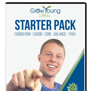 Grow Young Fitness Starter DVD