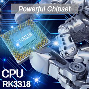 Rockchip RK3318 Quad-Core