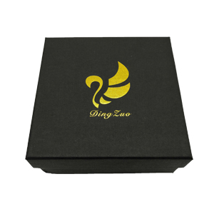 Exquisite gift box with logo