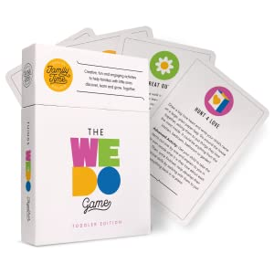 the wedo game toddler