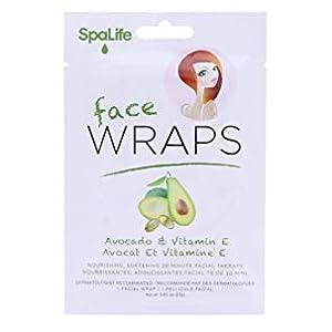 Avocado Face Wrap
