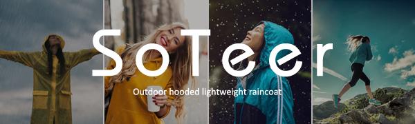 rain jacket women's raincoat windbreaker jacket rain coats for women lightweight raincoat