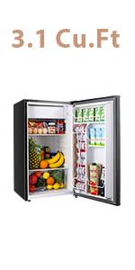 mini fridge  small refrigerator