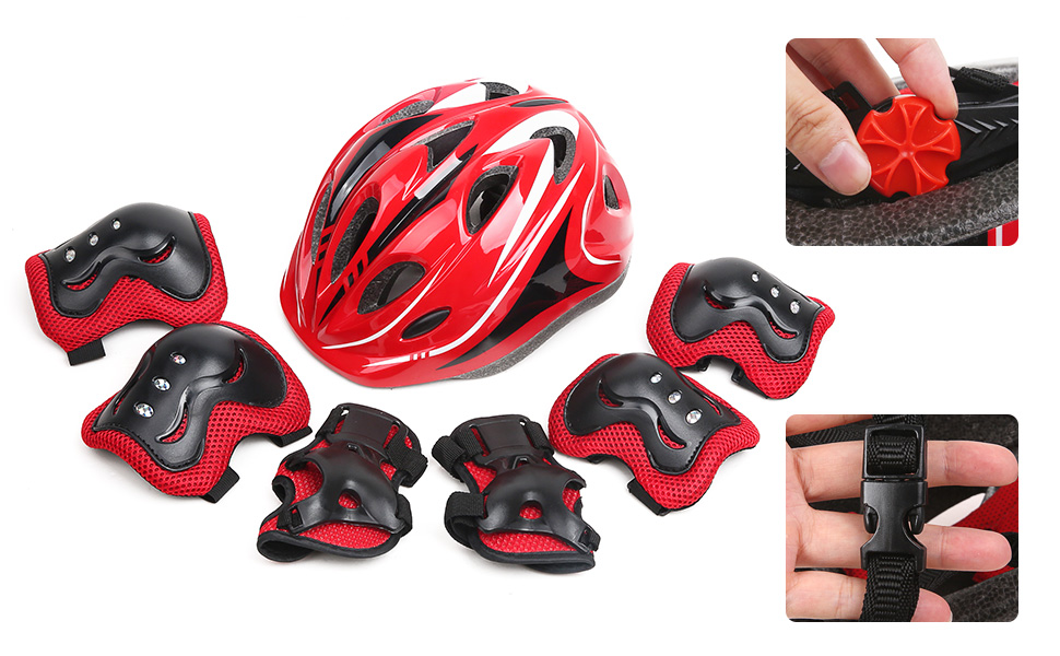 JERN Skating Helmet Kit