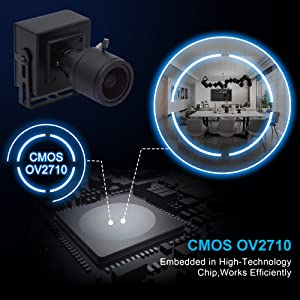 varifocal lens usb camera mini usb webcam mini camera