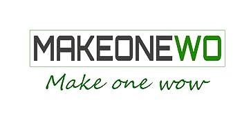 Makeonewo macrame wall hanging logo