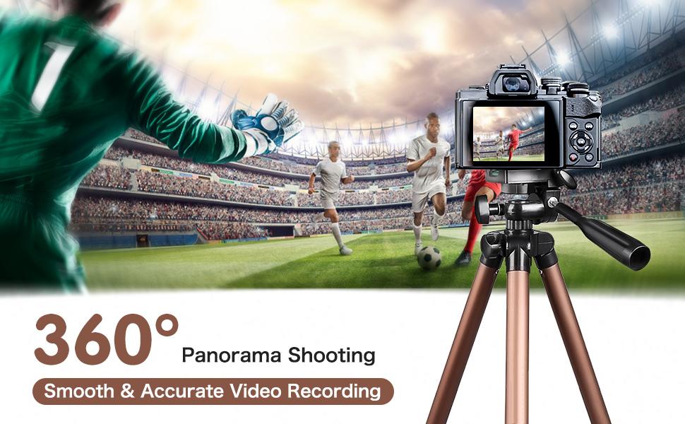 Kwithan 50 inch Camera Tripod