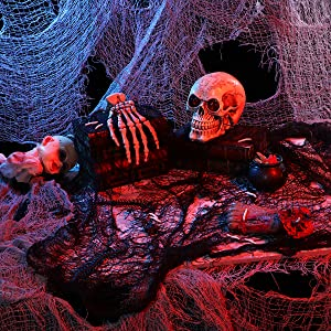 Halloween Creepy Cloth