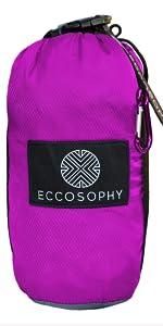 ECCOSOPHY beach Blanket