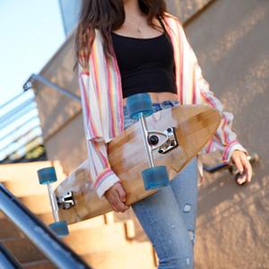 Magneto longboard skateboard best beginners kids teens boys girls adults