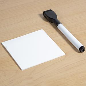 Dry Erase Pads