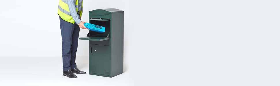 Smart Pakket Box