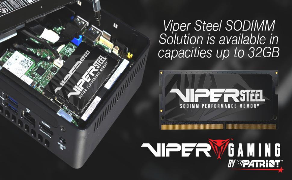 Viper Steel Sodimm