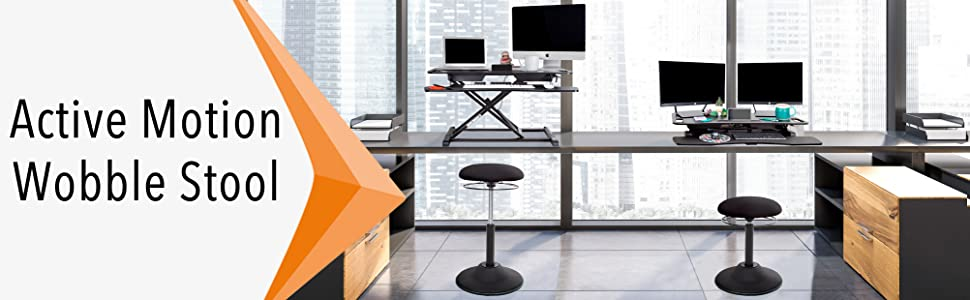 Stand Steady Active Motion Wobble Stool