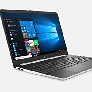 2  2020 Newest HP 15 15.6″ HD Micro-Edge Business Laptop (10th Gen Intel Core i5-1035G1, 8GB DDR4 RAM, 256GB PCIe M.2 SSD) USB Type-C, HDMI, HD Webcam, Windows 10 Home Silver + IST HDMI Cable 7dd0f187 2ea4 4b6e adc0 796461cb1094