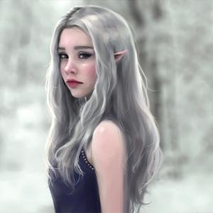 ELF EAR GIRL