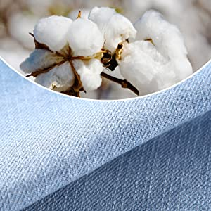 girls 100% cotton denim overalls