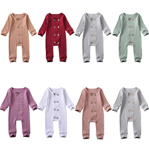 iddolaka Newborn Summer Baby Boy Girl Sleveless Romper Bodysuit Jumpsuit Playsuit One Piece Outfit Clothes