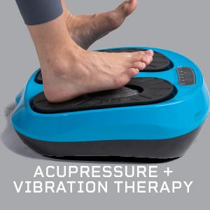 Vibrations & Shiatsu Massage