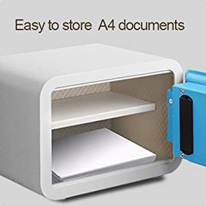 Easy to store A4documents