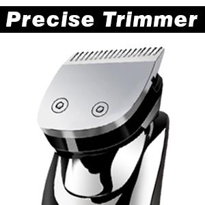 HATTEKER Afeitadora Eléctrica Afeitadora Para Hombres Afeitadora ...