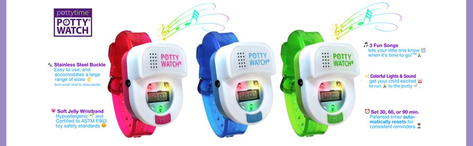 original potty time pottytime potty watch timer potty training