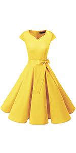 Women Vintage Dressntage Dress