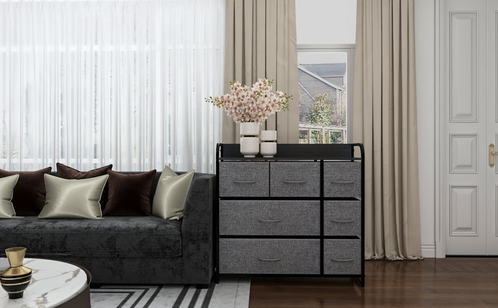 dressers for bedroom 7 drawers
